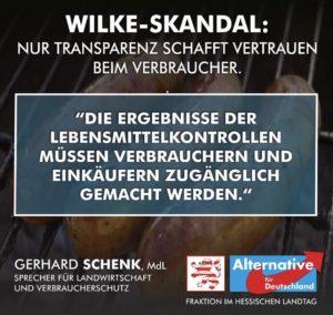 Read more about the article Wilke-Skandal: Nur Transparenz schafft Vertrauen beim Verbraucher.