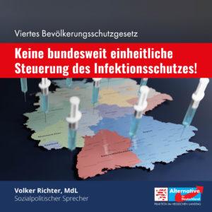 Read more about the article Zum Beschluss des Vierten Bevölkerungsschutzgesetzes