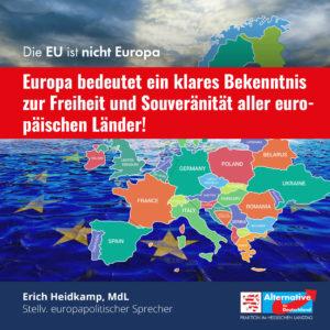 """Read more about the article """"Klares Bekenntnis zur Freiheit aller europäischen Länder"""""""