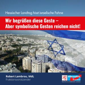 Read more about the article Symbolische Gesten reichen nicht.