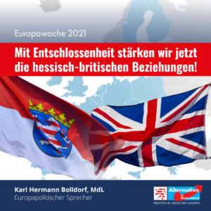 """Read more about the article """"Gestalten wir jetzt die politischen und wirtschaftlichen Beziehungen mit Großbritannien"""""""