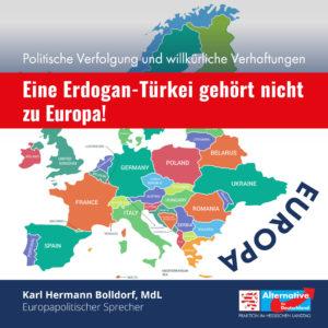 """Read more about the article """"Eine Erdogan-Türkei gehört nicht zu Europa"""""""