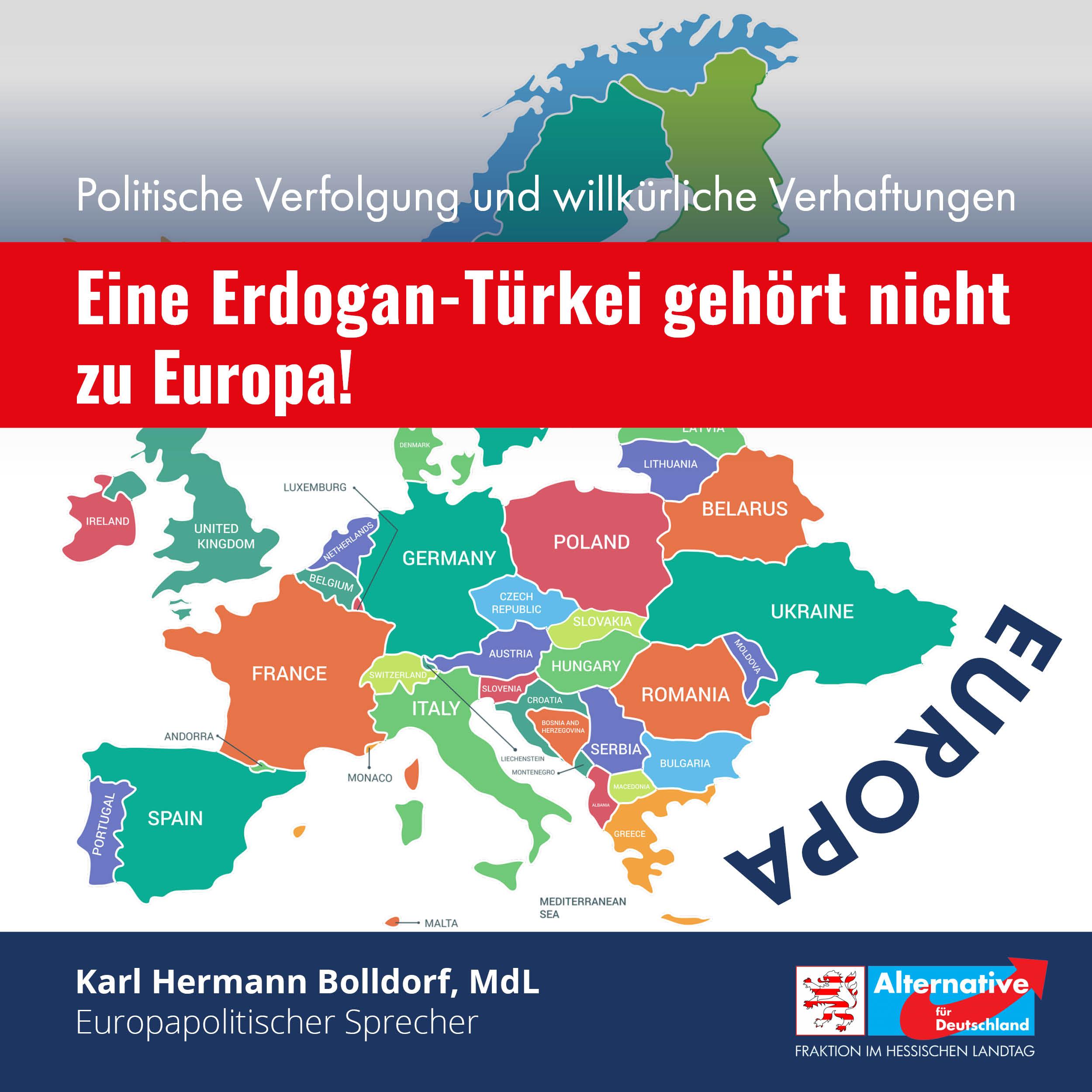 """You are currently viewing """"Eine Erdogan-Türkei gehört nicht zu Europa"""""""