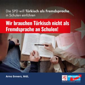 """Read more about the article """"Wozu brauchen wir Türkisch als Fremdsprache an hessischen Schulen?"""""""