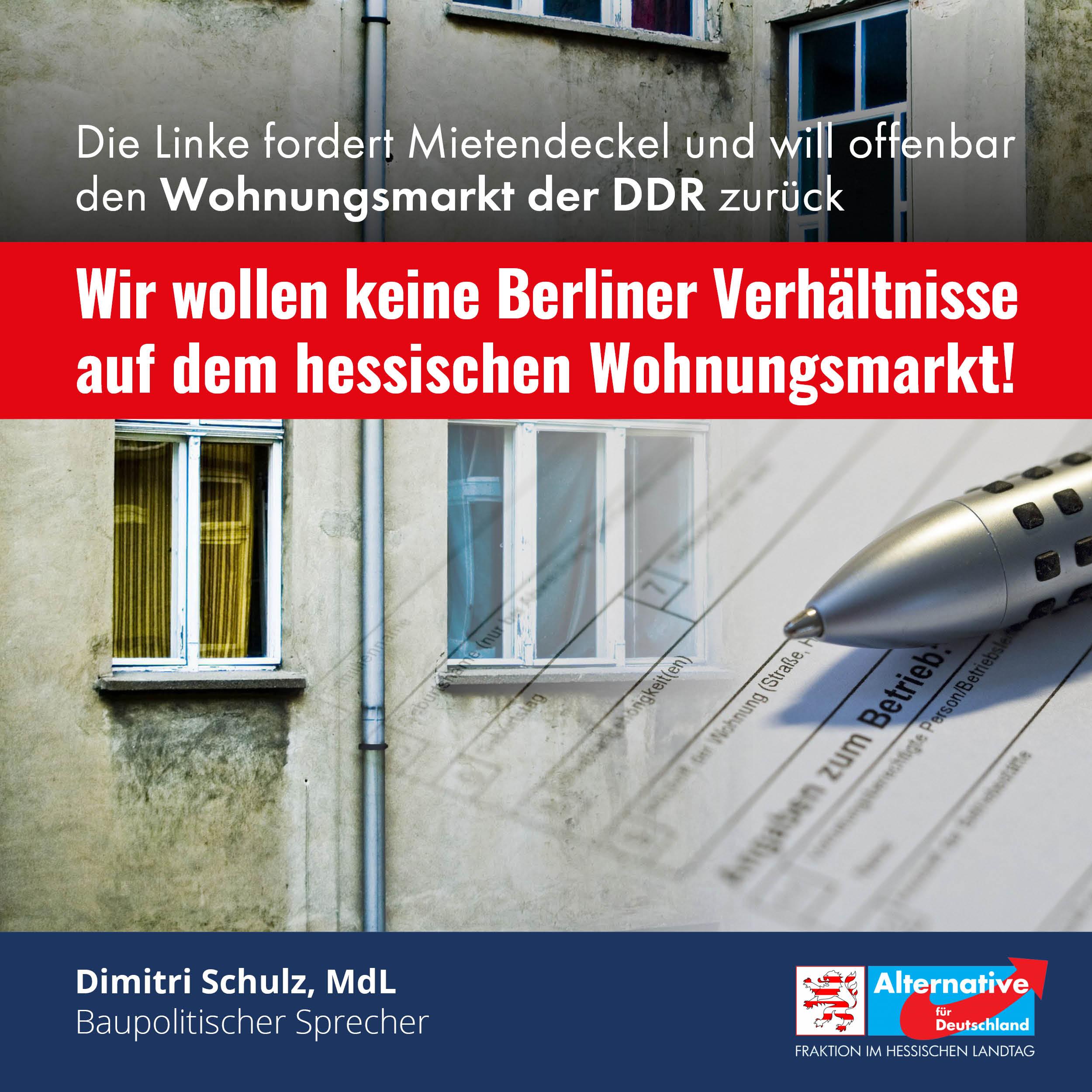 """Read more about the article """"Statt Mietendeckel brauchen wir mehr Eigentümer"""""""