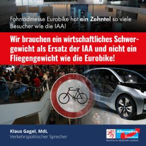 """Read more about the article """"Ist Minister Al-Wazir eigentlich nur fürs Fahrradfahren zuständig?"""""""