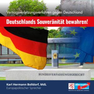 """Read more about the article """"EU-Kommission gefährdet die Ideale der Europäischen Einigung"""""""