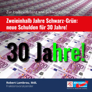 "Read more about the article Zur Halbzeitbilanz: ""Selbstlob der Stagnation"""