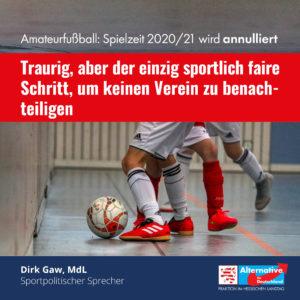 """Read more about the article """"Annullierung war wohl der einzig sportlich faire Schritt"""""""