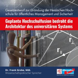 "Read more about the article ""Die geplante Hochschulfusion bedroht die Architektur des universitären Systems"""