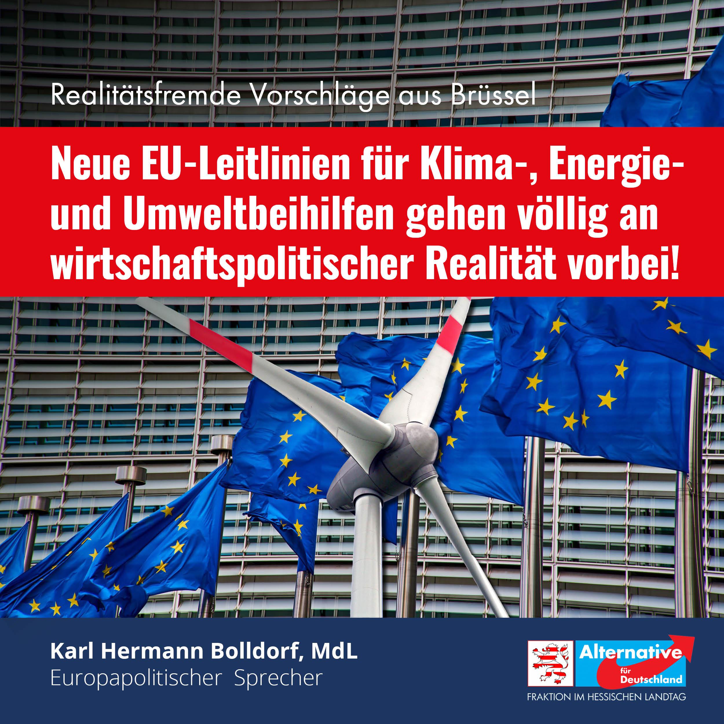 You are currently viewing Neue EU-Leitlinien für Klima-, Energie- und Umweltbeihilfen: