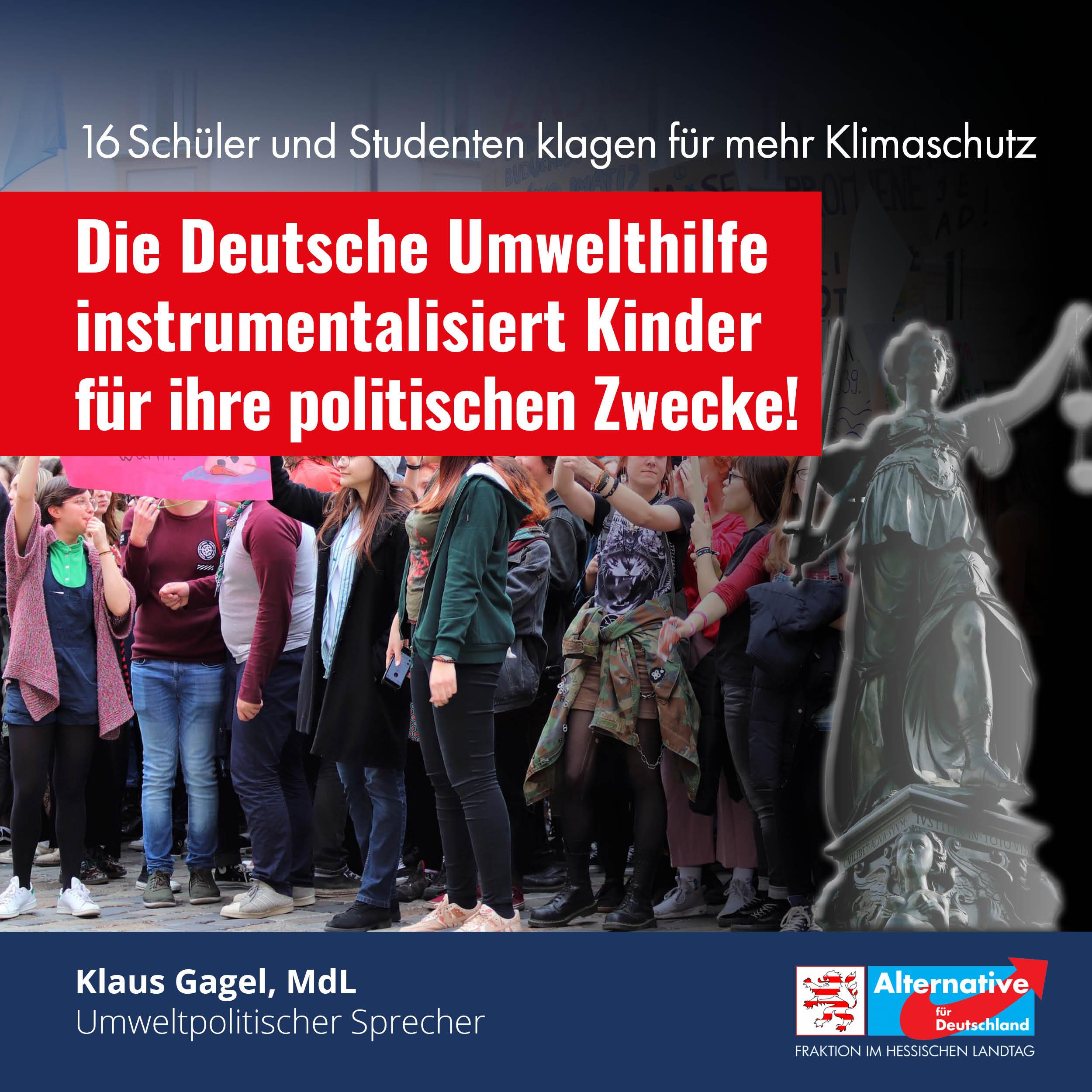 """You are currently viewing """"Deutsche Umwelthilfe instrumentalisiert Kinder für ihre politischen Ziele"""""""