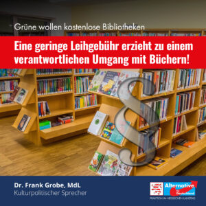 Read more about the article Eine geringe Gebühr hat erzieherischen Charakter