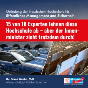 Read more about the article Das hat nichts mehr mit freier Forschung und Lehre zu tun