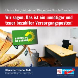 Read more about the article Unnötiger und teuer bezahlter Versorgungsposten