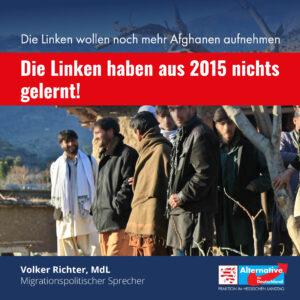 Read more about the article Die Linken haben aus 2015 nichts gelernt